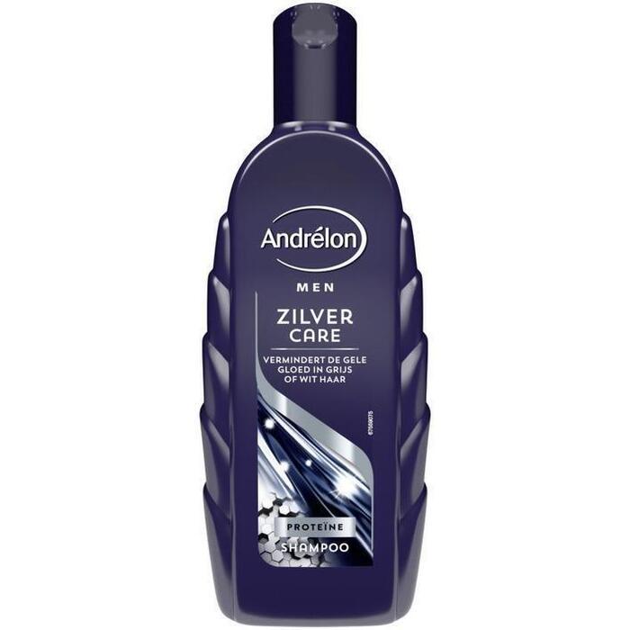 Andrelon For Men Zilver Care Shampoo 300 ml (30cl)
