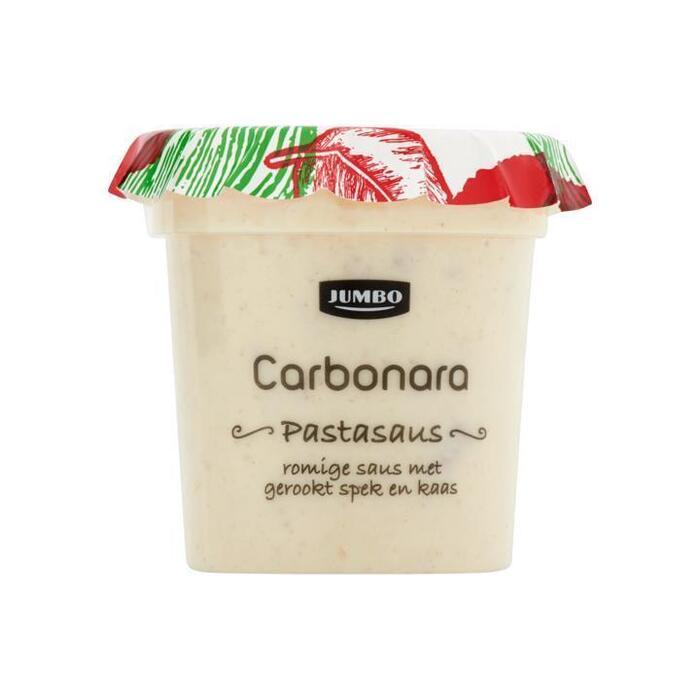 Jumbo Carbonara Pastasaus 350 g (350g)