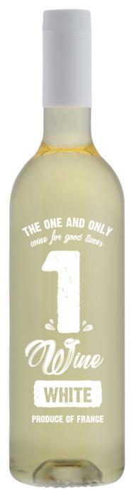 1 Wine Cup Blanc XL (0.75L)