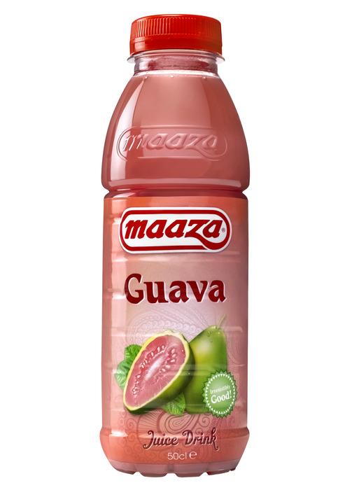 Guava (petfles, 0.5L)