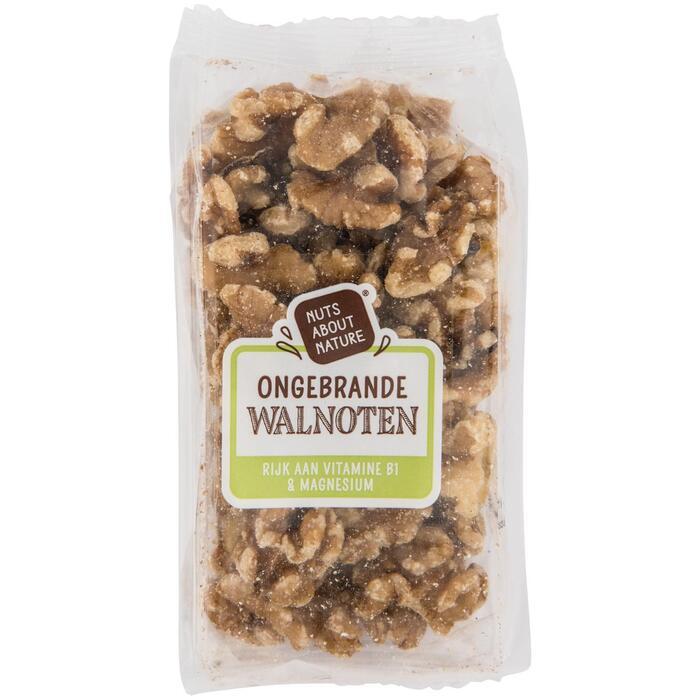 Nuts about Nature Ongebrande Walnoten (110g)