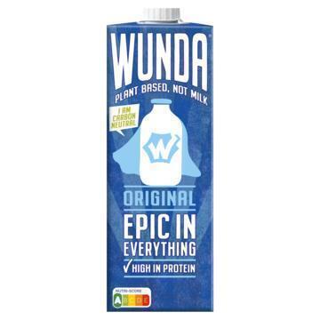 WUNDA Plant based Not milk Original 950 ml (0.95L)