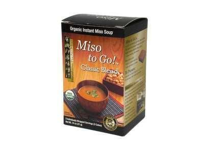Miso to Go Classic (blokje) Muso 21g (21g)