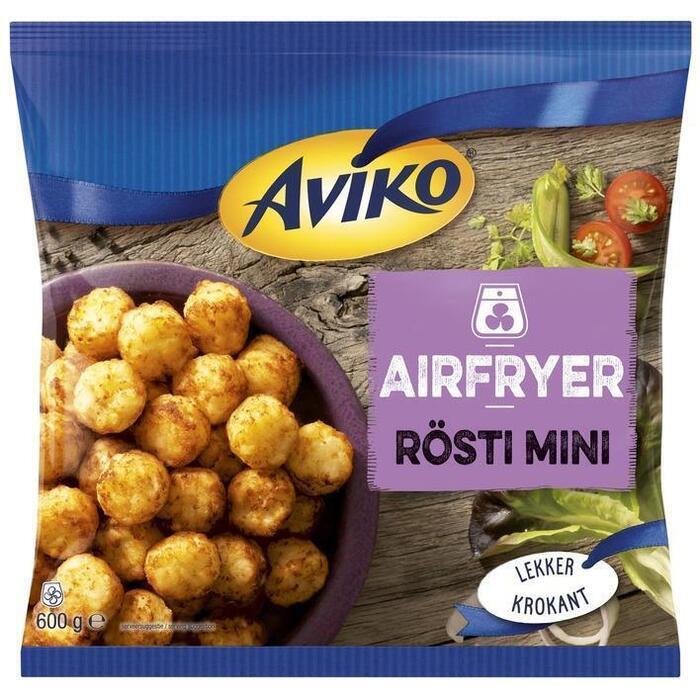 Airfryer mini rosti (600g)