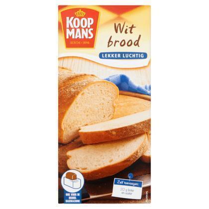 Broodmix voor Wit (Stuk, 450g)