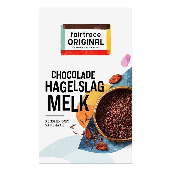 Chocolade hagelslag Melk (doos, 400g)