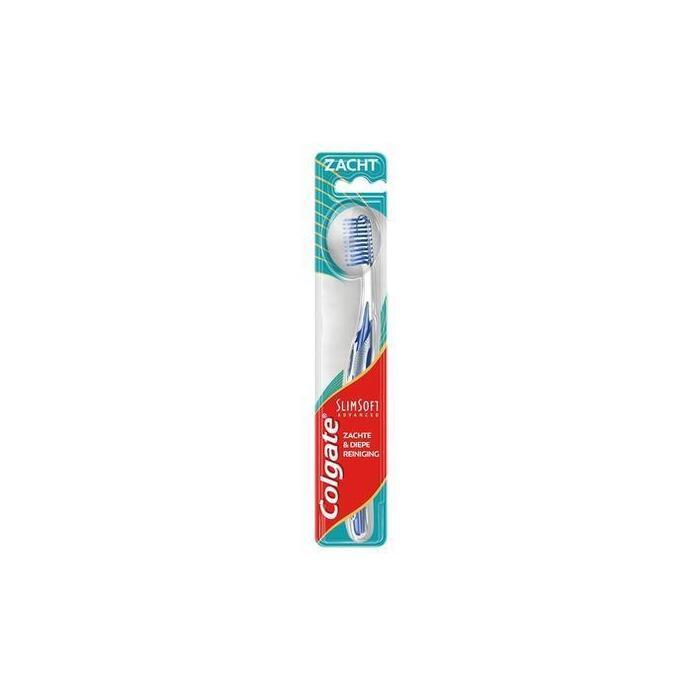 Colgate Tandenborstel slim soft advanced (1ml)