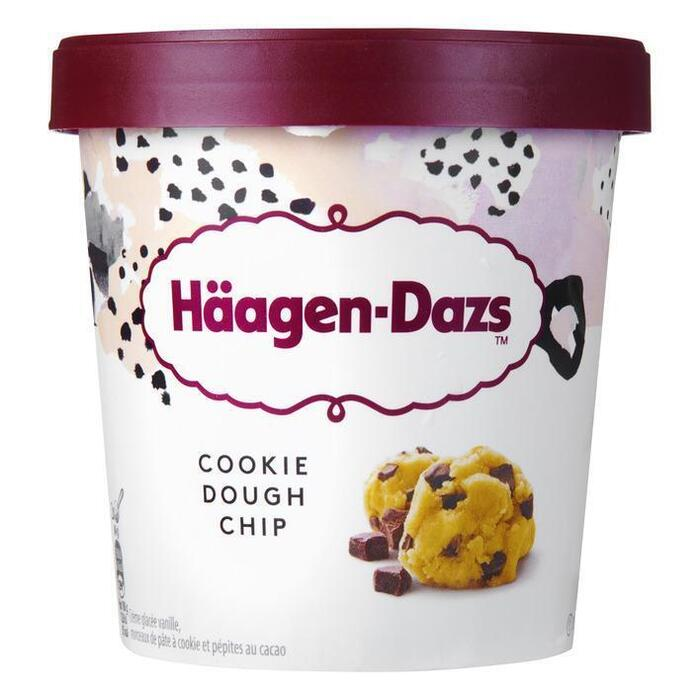 Häagen-Dazs Cookie dough (46cl)