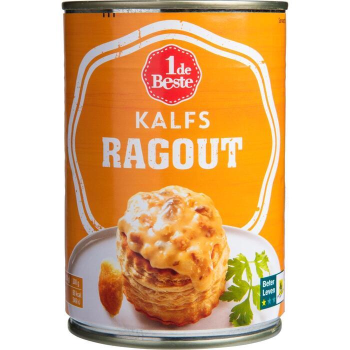Ragout kalfs (400g)