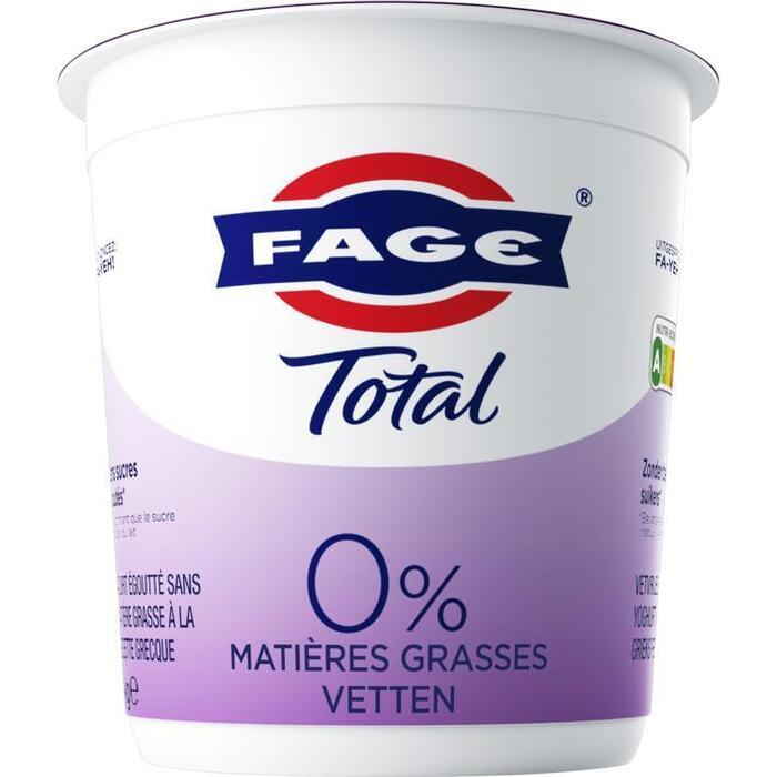 Fage Total Total 0% (1kg)
