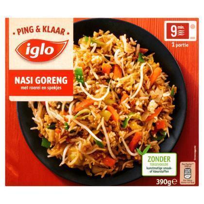 Iglo Ping & Klaar Nasi Goreng (400g)