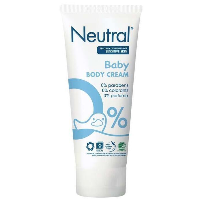 Baby crème parfumvrij (100ml)