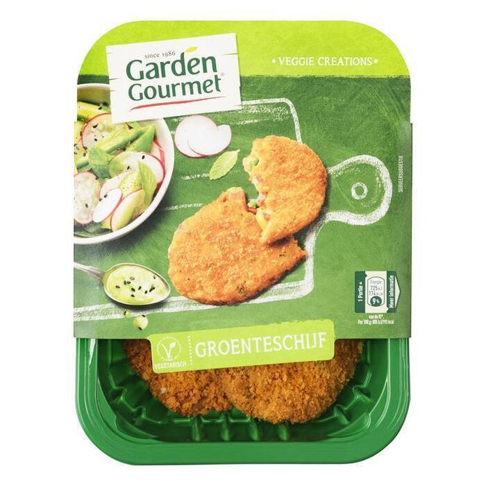 Garden Gourmet Vegetarische groenteschijf (180g)