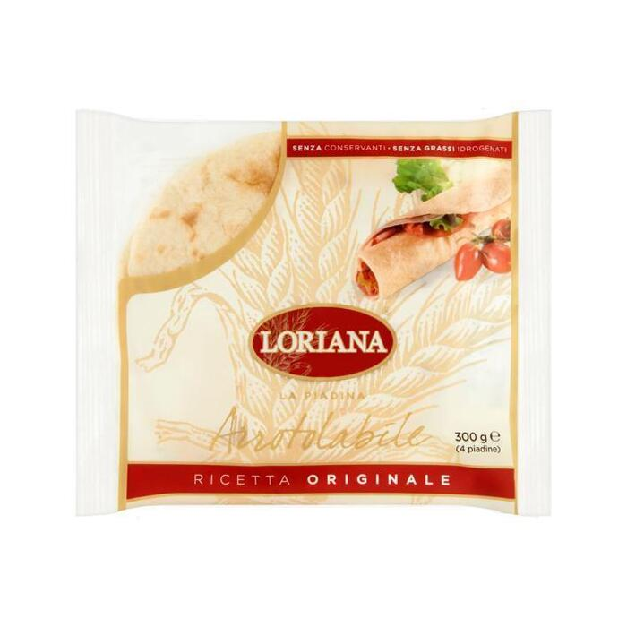 Piadina Arrotolabile (300g)