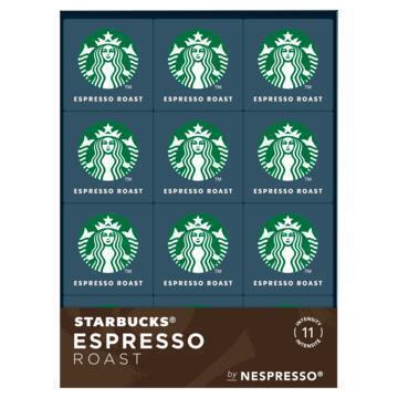 Starbucks® by Nespresso® Espresso Roast Dark Roast Capsules 12 x 10 x 5,7 g (12 × 57g)