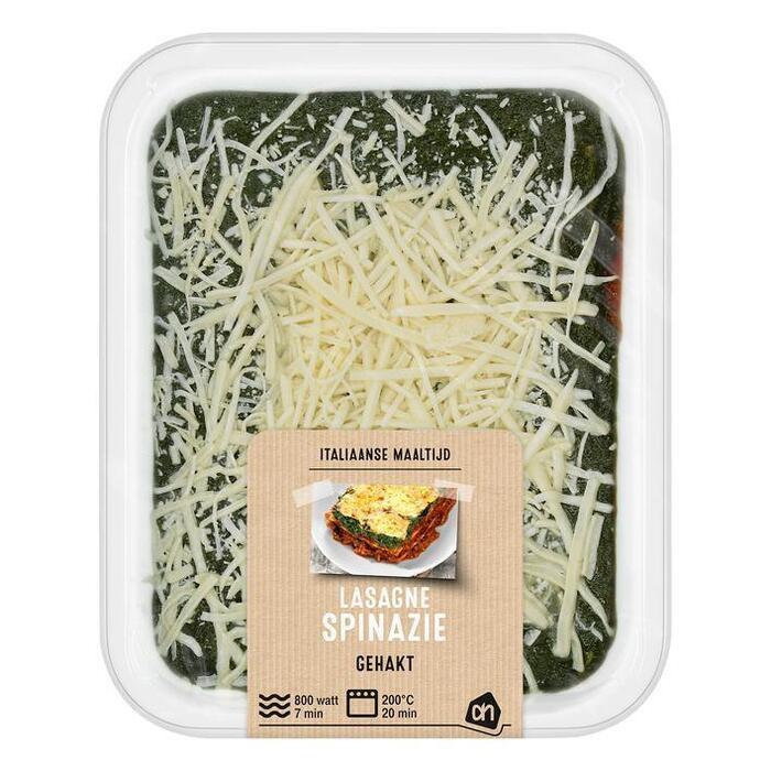 Spinazie lasagne (450g)
