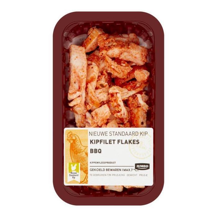 Jumbo Kipfilet Flakes BBQ 135 g (135g)