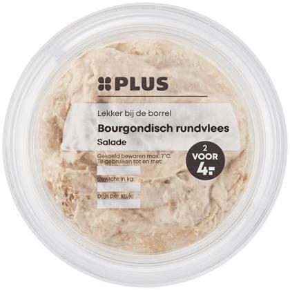 Bourgondische rundvleessalade (140g)