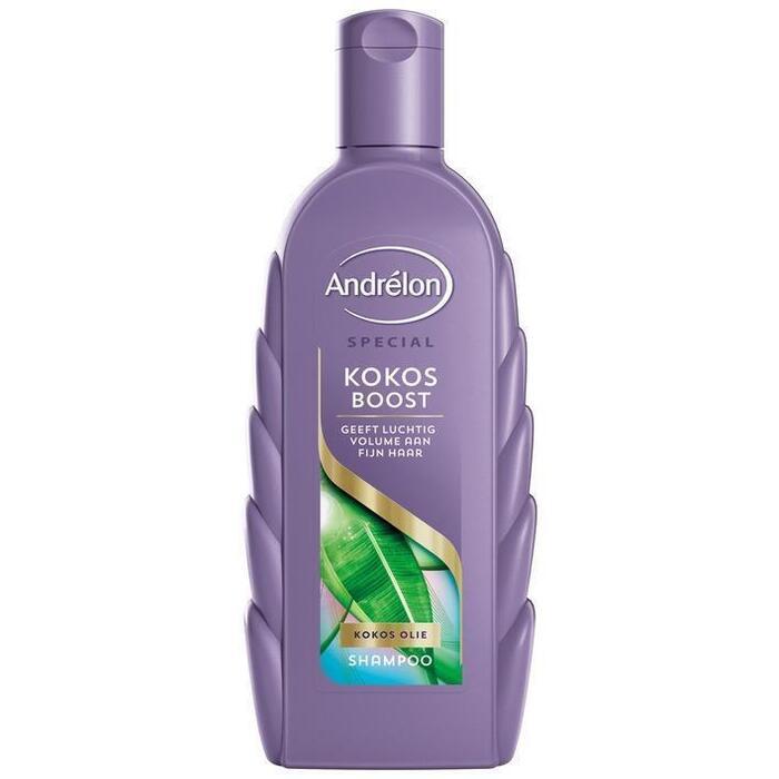 Shampoo Kokos Boost (Stuk, 30cl)