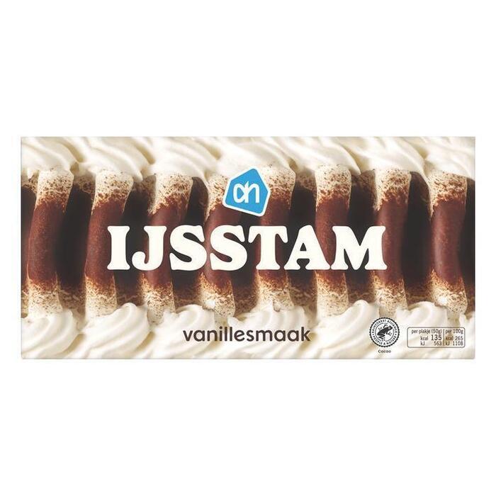 IJsstam vanille choco (0.65L)