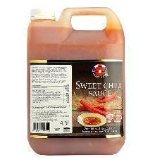 LUCKY LABEL THAI SWEET CHILI SAUS (4.5kg)