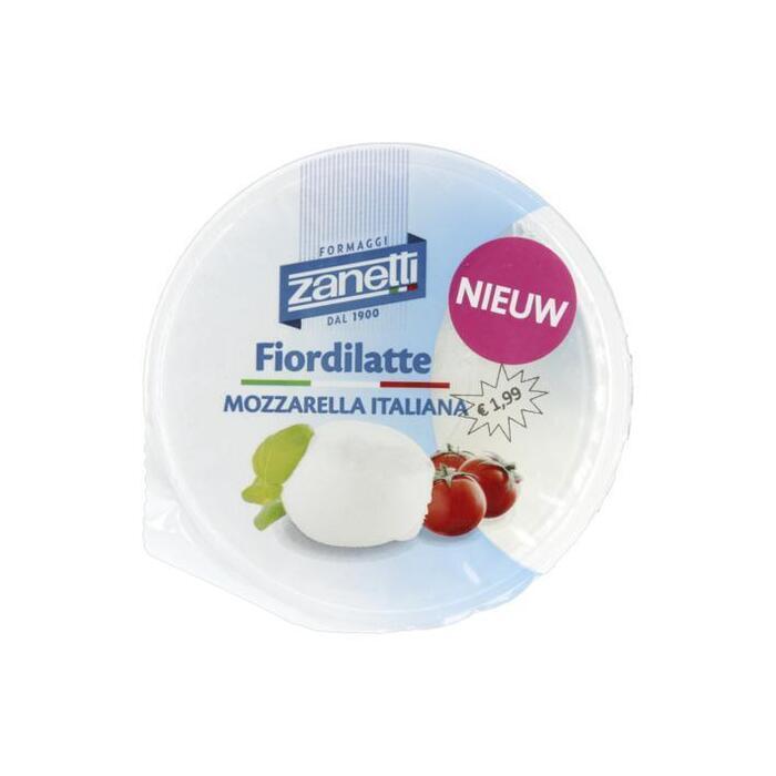 Zanetti Fior di latte mozzarella (280g)