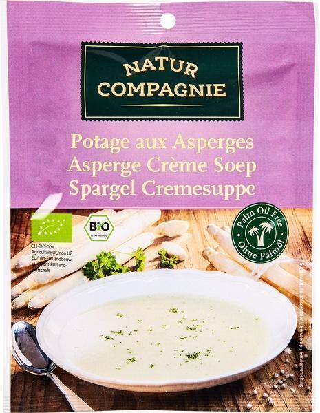 Aspergecrèmesoep 2-kops instant (40g)