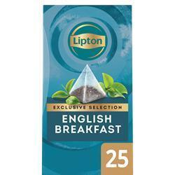 Lipton Excl Select English Breakf 25S 6x (25 × 2g)