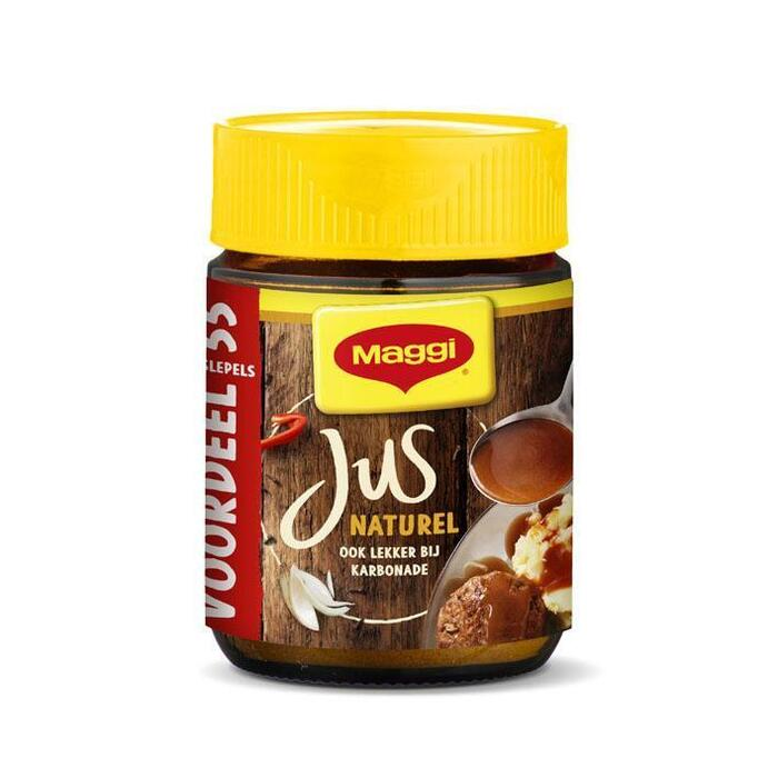 Jus, Naturel (pot, 125g)