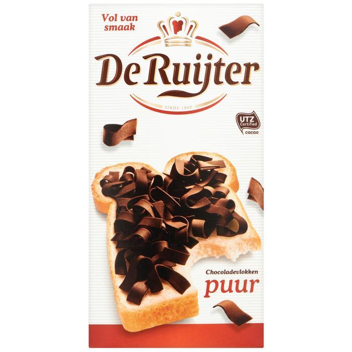 Chocoladevlokken Puur (pak, 300g)