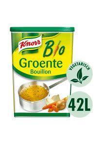 Knorr Eko Blln Groente 1kg 6x NL-BIO-01 (6 × 1kg)
