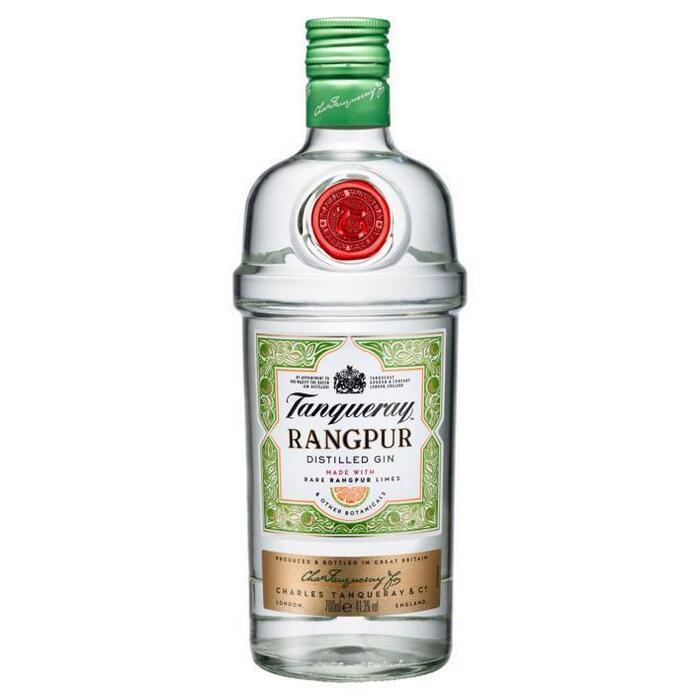 Tanqueray Rangpur gin (rol)