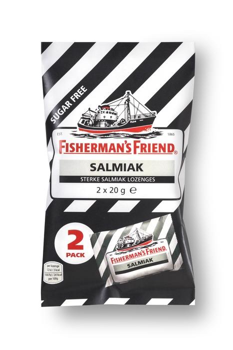 Fish.Friend Salmiak SV 2-pack 40 gr (2 × 10g)