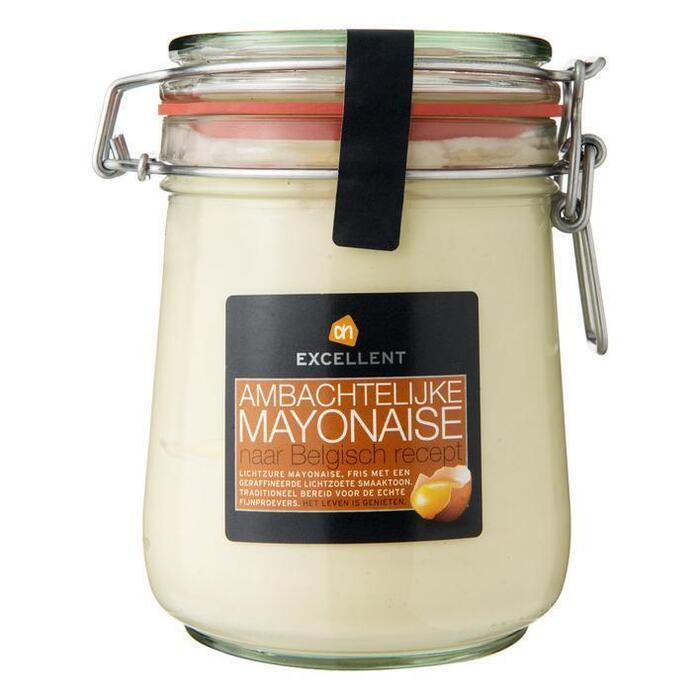 Ambachtelijke mayonaise (glas, 0.72L)