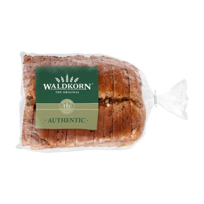 Waldkorn Authentic Half Meergranenbrood