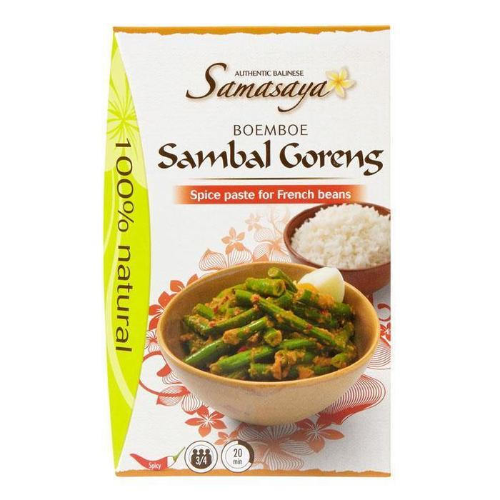 Samasaya Boemboe sambal goreng (90g)