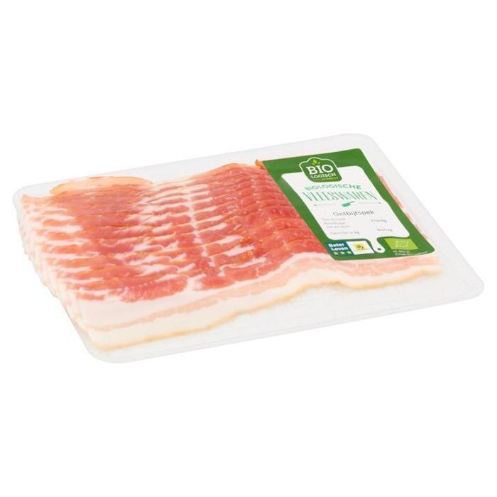 Jumbo Biologische Vleeswaren Ontbijtspek ca. 100g