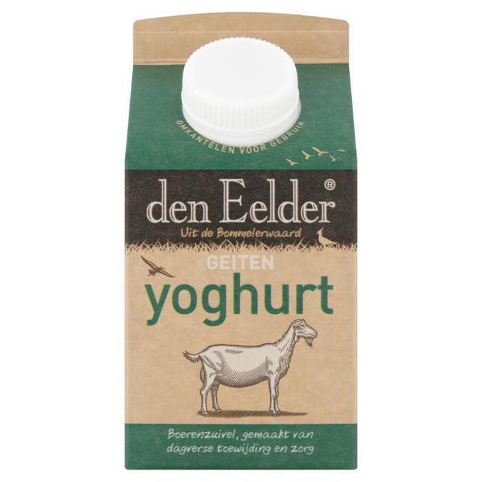Geitenyoghurt (pak, 0.5L)