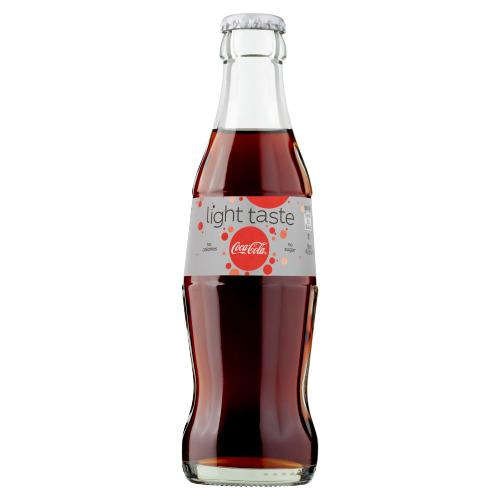 Coca Cola Light (glas, 200ml)