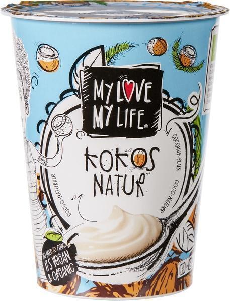 Kokosyoghurt (40cl)