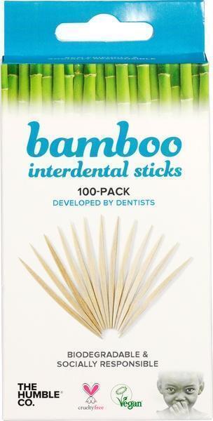 Tandenstokers bamboe