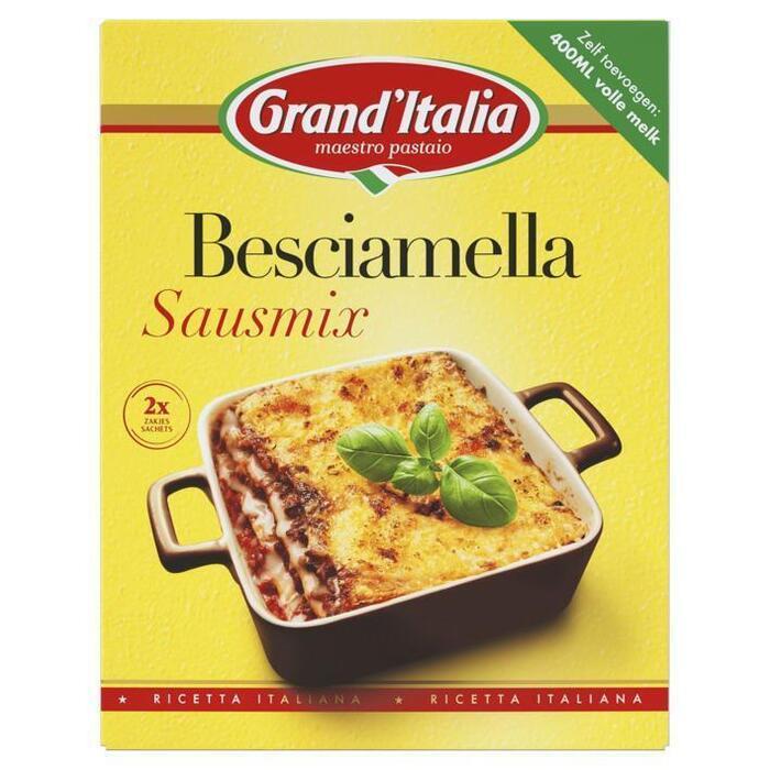 Grand'Italia Besciamella sausmix (100g)