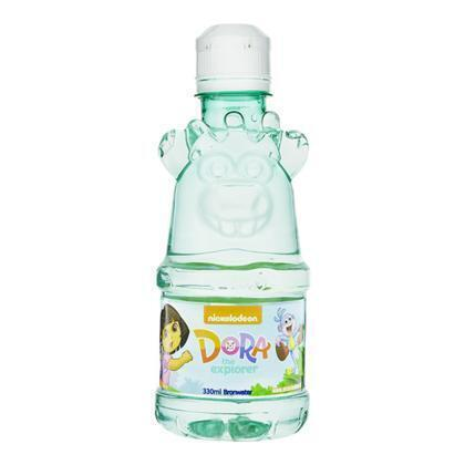 My Water Dora water (plastic fles, 33cl)