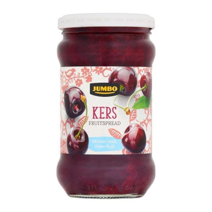 Jumbo Kers Fruitspread 310 g (310g)