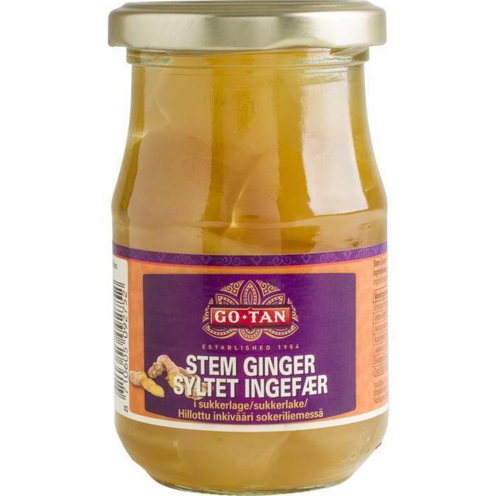 Go-Tan Stem gember 240 gram (240g)