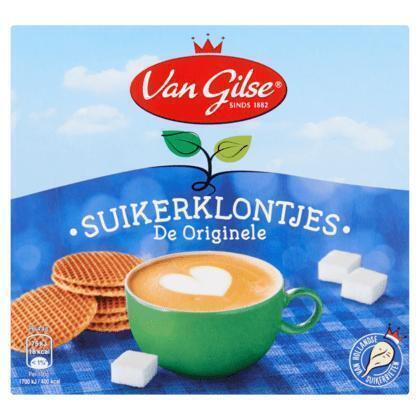 Van Gilse, Suikerklontjes (bak, 1g)