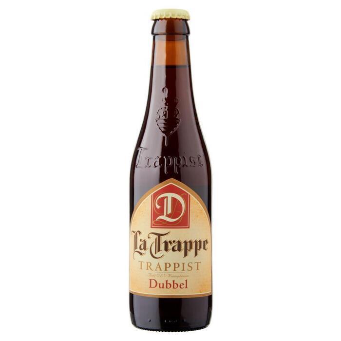 LA TRAPPE DUBBEL BIER 33CL FLES (33cl)