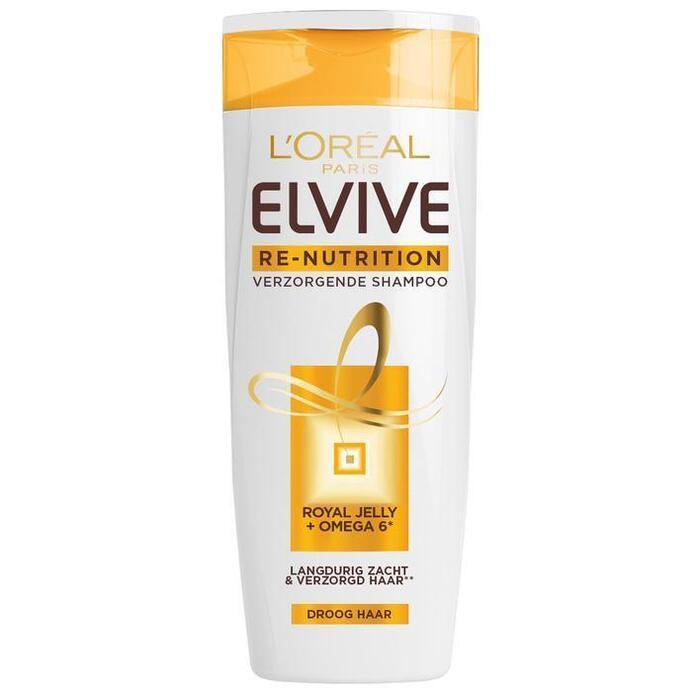 Elvive Re-nutrition shampoo (250ml)
