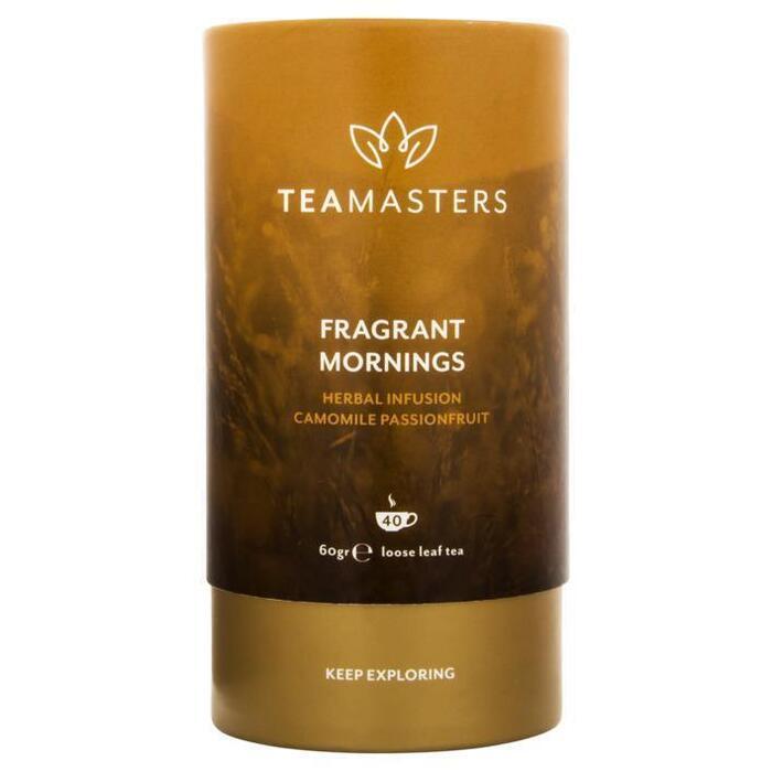 Teamasters Fragrant mornings (60g)