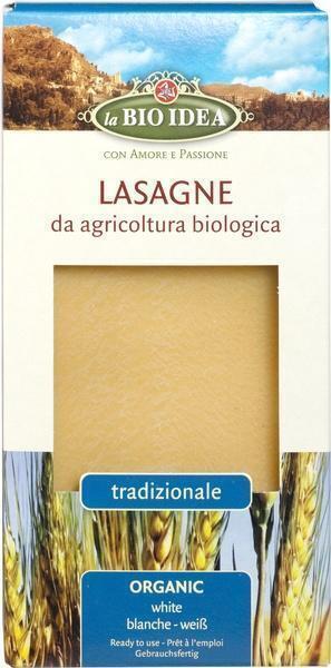Lasagne da Agricoltura Biologica (doos, 250g)